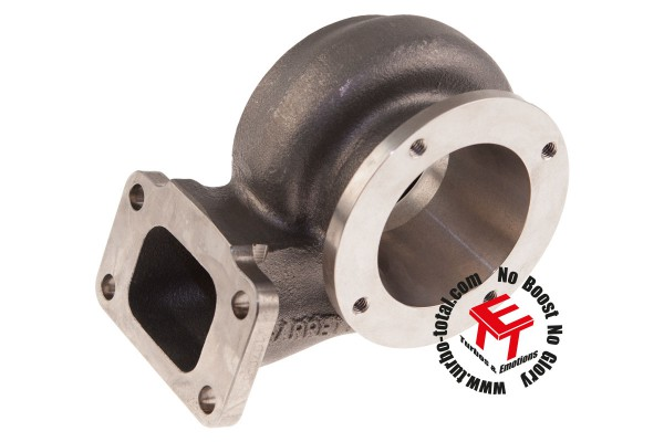 Turbine Housing GT30/GTX30 - 0.63 A/R - T3 Inlet / 4-Bolt Outlet 740902-0003