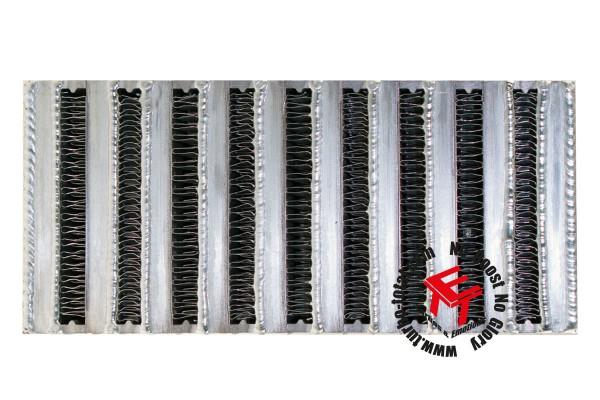 Garrett Luft/Luft Ladeluftkühlernetz 600 PS 703520-6010