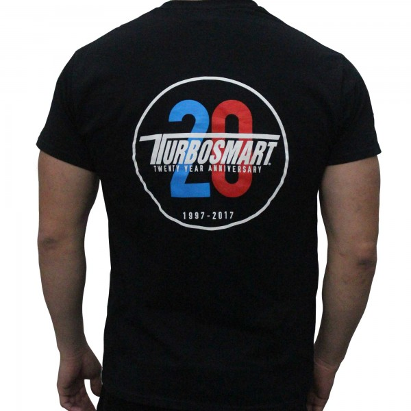Turbosmart T-Shirt - 3XL (20 Years)