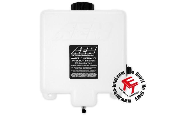 AEM Wasser/Methanol Einspritzung 1.15 Gallon Tank Kit mit Flüssigkeitsstand- Sensor 30-3325