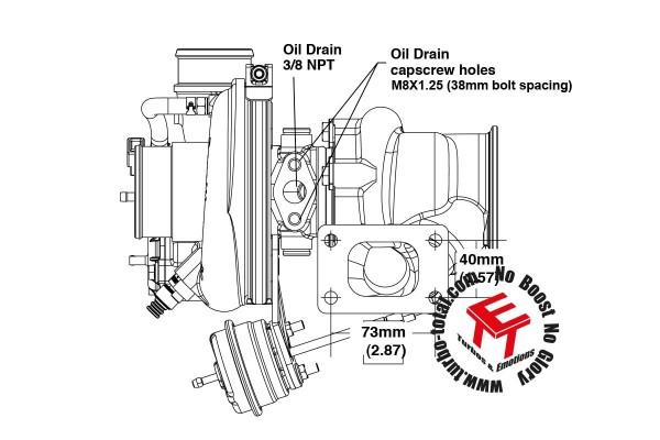 EFR 6258-A Turbolader 179150