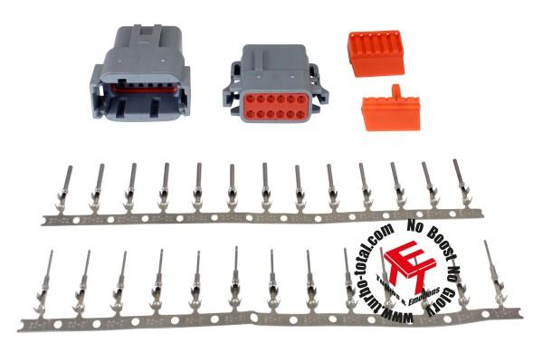 AEM 12-poliger DTM-Style Verbindungs Kit 35-2635