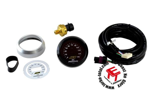AEM Digital 150 PSI Öldruckanzeige 30-4407